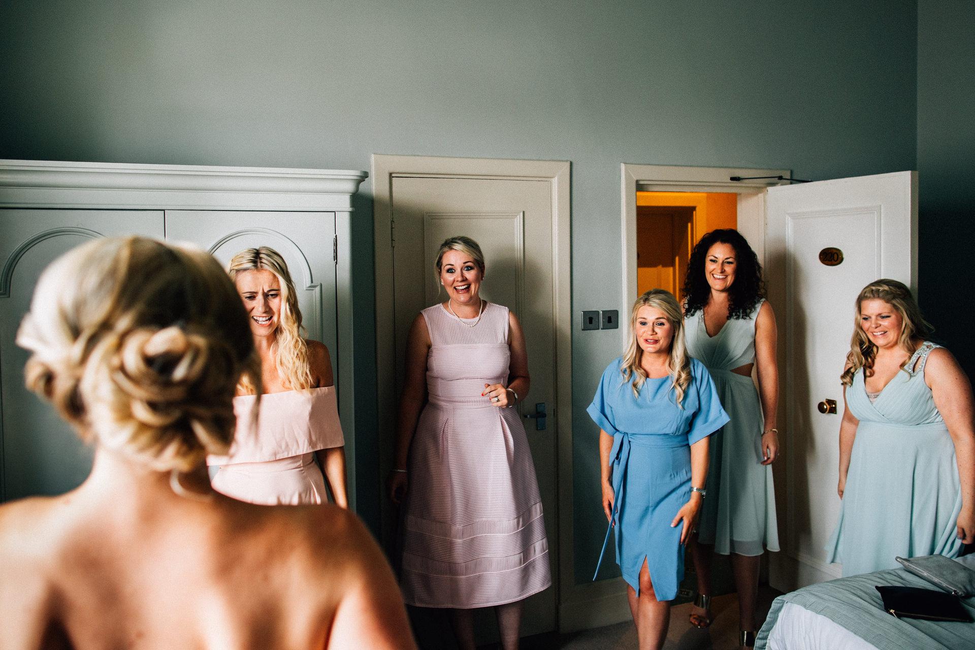 Creative Documentary Wedding Photographer UK and Destination -